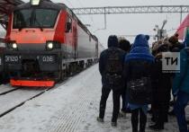 На казанских ж/д вокзалах пассажирам измеряют температуру