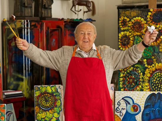 Знаменитый художник открыл секреты «Искусства БЫТиЯ» в Переделкино