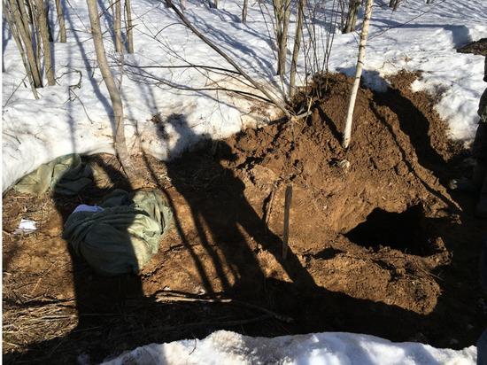 Россиянин закопал жену на кладбище домашних животных