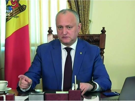 Президент о продлении ЧП, поддержке населения, разобщенности общества