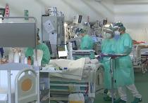 Российские военные врачи активно лечат зараженных коронавирусом итальянцев в Ломбардии