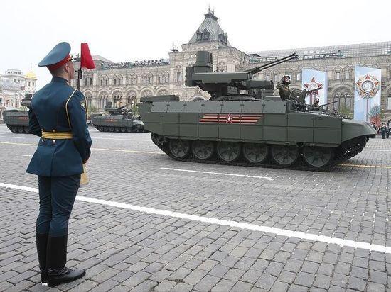 Аналитики вычислили новую дату парада Победы