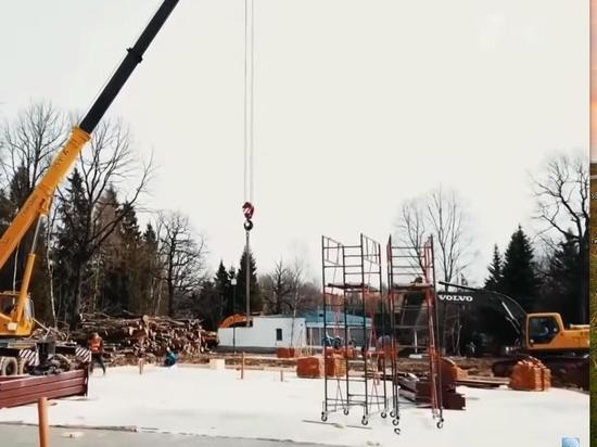 Общественный совет при МО РФ поблагодарил участников строительства медцентров