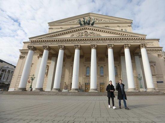 Источник: на сладе Большого театра в Москве обнаружено тело