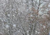 Экстренное предупреждение: Сильный снегопад идёт в Магадан