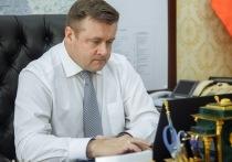 Любимов отвечает на вопросы рязанцев в прямом эфире
