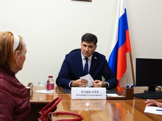 Депутат Владимир Пушкарев присоединился к акции «Северяне против коронавируса»