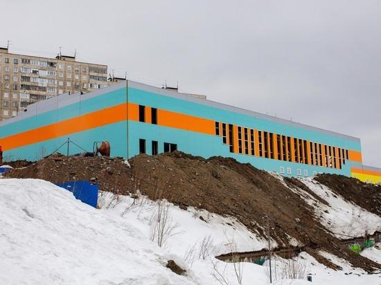 Мурманчане выберут название спортивной арены на Орликовой