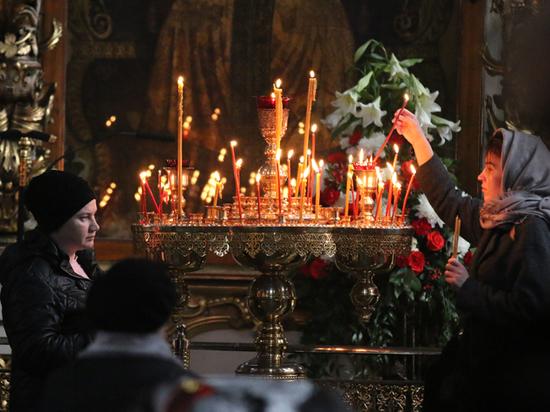 Посещение храма на Пасху покажет истинно верующих