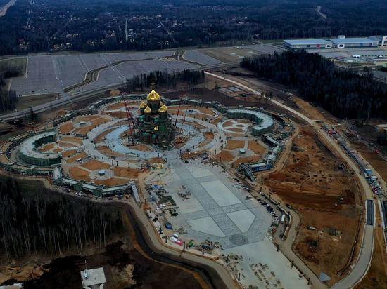 Генерал Валерий Востротин: «Это будет храм в честь всех защитников Отечества»
