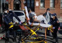 «Привычная жизнь осталась в прошлом»: Нью-Йорка в огне пандемии