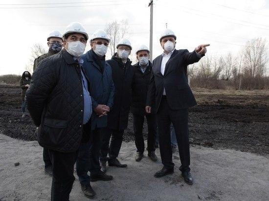 В Новокузнецке за полгода появится новая инфекционная больница