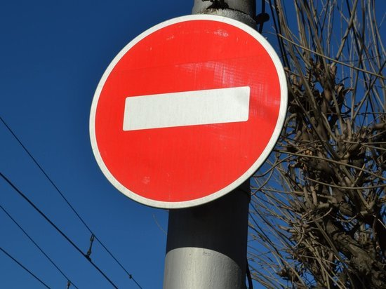 В калмыцкой столице ограничат движение транспорта
