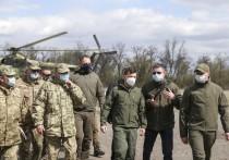 В ЛНР жестко ответили Зеленскому на нарушение Минских соглашений