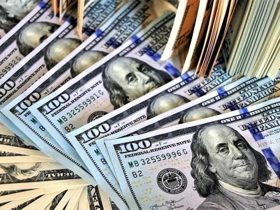 СМИ: внешний долг в США из-за пандемии вырастет до рекордных цифр