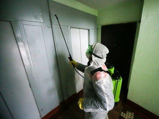 11d75d461ac4021ffd1fd42c8759e58a - Коммунальщики массово разоряются на санитарной обработке домов