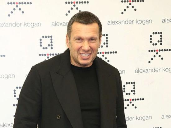 Соловьев раскритиковал пасхальное обращение Зеленского