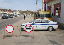 На въездах в карантинный Пятигорск организовали восемь КПП