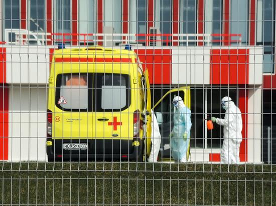 СМИ: в Москве после заражения коронавирусом умер высокопоставленный сотрудник МВД
