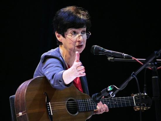 Поэтесса и бард рассказала «МК» о внутреннем шоке от потери свободы
