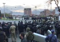 Жители Владикавказа объяснили протест: из-за самоизоляции людям нечего есть