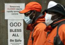 Более чем 10 штатах США протестуют против ограничений из-за COVID-19