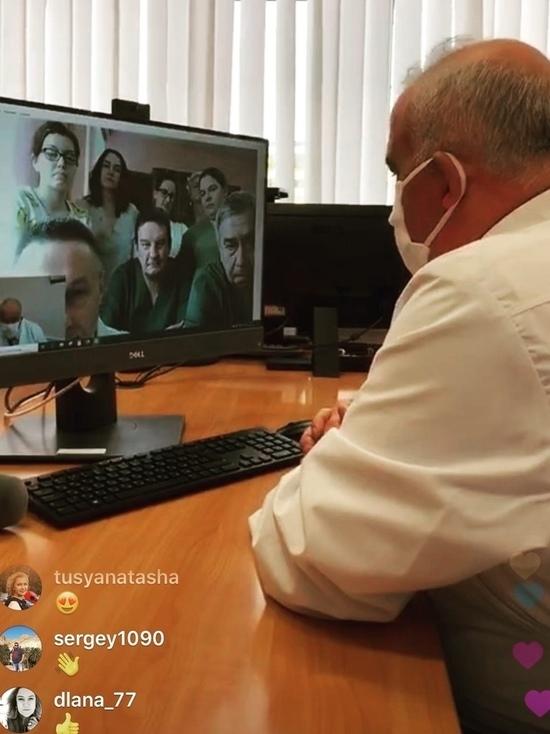 Хождение в народ: губернатор Сергей Ситников через соцсети объясняет костромичам необходимость соблюдения карантинных мер