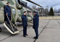 Замминистра обороны прибыл в Тверскую область, чтобы проверить боевую подготовку
