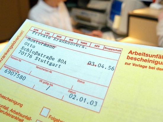 Коронавирус в Германии: Больничный по телефону можно получить до 4 мая