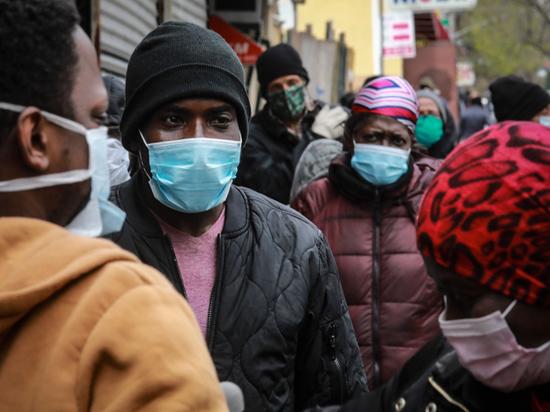 "Китайцы объяснили разницу между ""европейским"" и ""американским"" типом коронавируса"