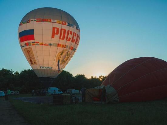 Знамя Победы поднимет легендарный аэростат «Россия» над Железноводском