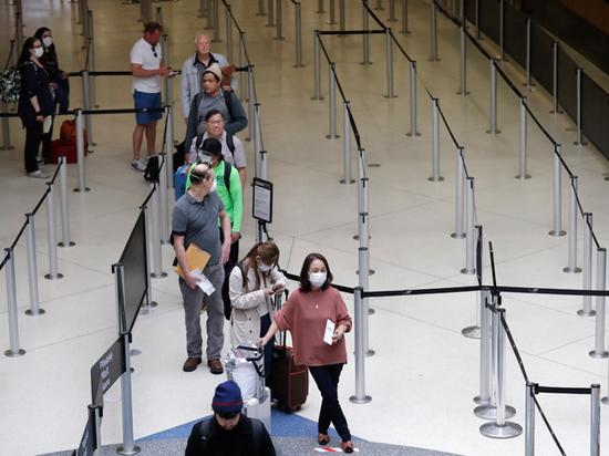 Решение Трампа запретить иммиграцию в США вызвало бурю эмоций
