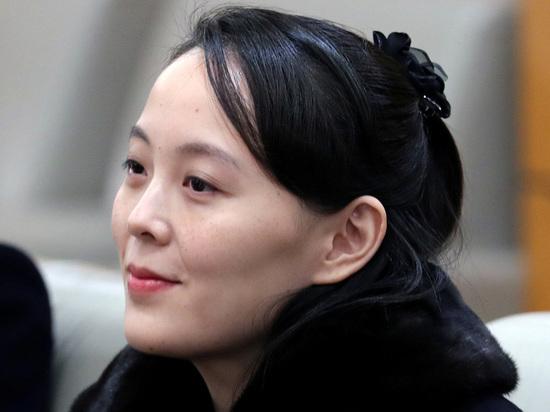 СМИ: КНДР может возглавить сестра Ким Чен Ына