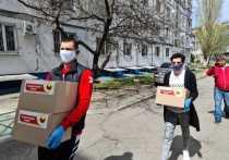 Продуктовая помощь пришла в 13 территорий Ставрополья