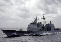 США направили к берегам Китая ударную группировку флота