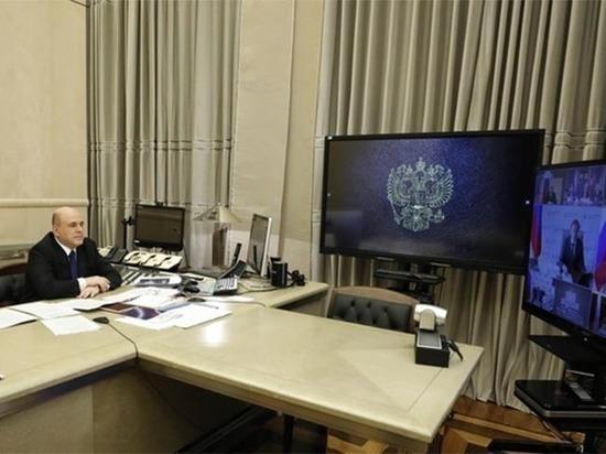 Мишустин разнес губернаторов за неготовность к коронавирусу