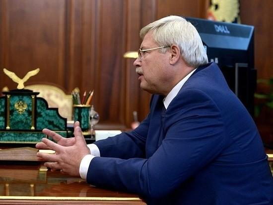 """Томский губернатор пригрозил жителям: """"Государство знает ваши адреса"""""""