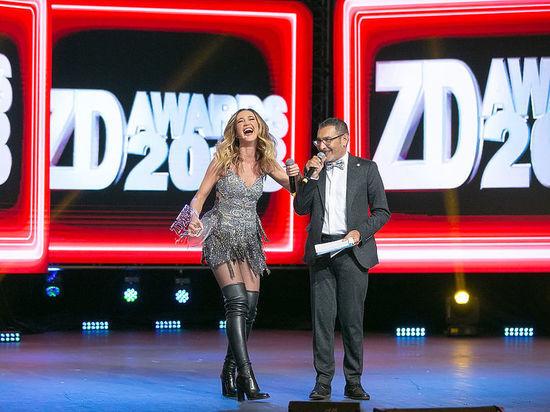 Лобода босиком, новый имидж Бузовой: онлайн-трансляция премии ZD AWARDS