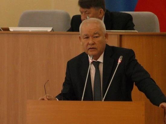 Абрек Челтыгмашев: надеюсь на благоразумие депутатов Верховного Совета Хакасии