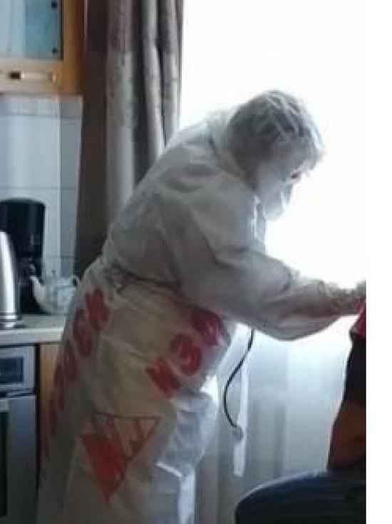 Врачи в Бурятии вынуждены изготавливать себе защитные костюмы