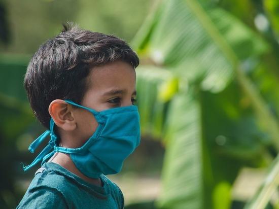 Германия: Опасны ли защитные маски, особенно для детей