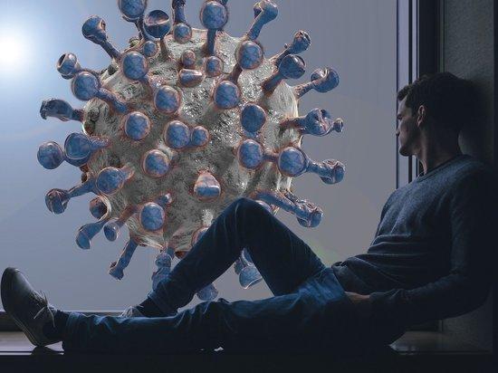 Назван вероятный способ заражения коронавирусом в полной самоизоляции