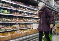 Подорожание еды остается на повестке дня всех россиян