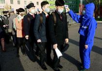 У подстреленного при попытке бегства жителя КНДР нашли коронавирус
