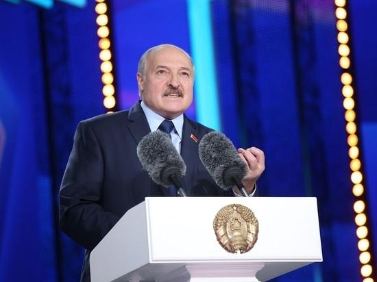 Лукашенко назвал Россию одной из причин падения белорусской экономики