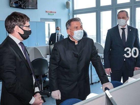 Минниханов призвал СМИ к объективности в освещении ситуации с COVID19