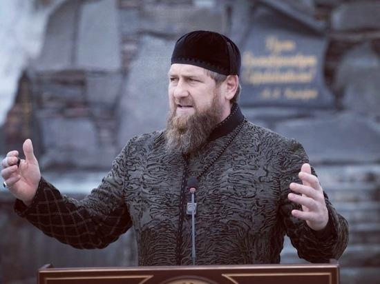 Кадыров поделился воспоминаниями о первой встрече с Путиным