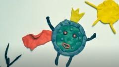 «Как вирус корону нашел»: на Ямале показали первую серию мультфильма про COVID-19