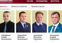 Глава Хакасии назвал фамилии депутатов, бойкотировавших заседание парламента