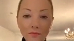 Наталья Ротенберг записала обращение в защиту бывшего мужа